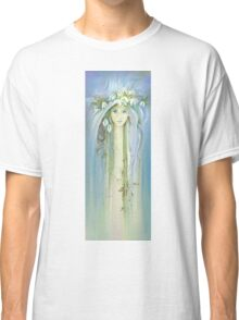 """""""The Spring to Come (Primrose)"""" from the series """"Eight Seasons of the Year"""" Classic T-Shirt"""