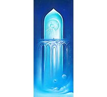 Crystal Gateway Photographic Print