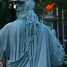 Nope, It's Not The Statue Of Liberty by David McMahon