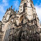 York Minster by Squawk