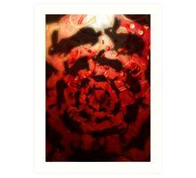Shadows Art Print