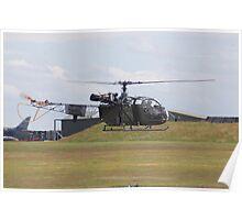 Sud-Est SE.3130 Alouette AH.2 XR379 Poster