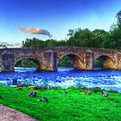 Bickleigh Bridge by Rob Hawkins