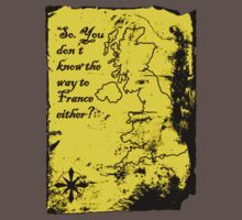 Blackadder: So You Don't Know the Way to France Either? by Brian Edwards