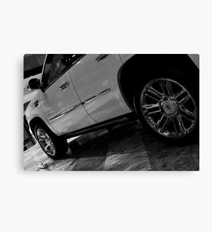 Cadillac (Side)  Canvas Print