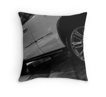 Cadillac (Side)  Throw Pillow
