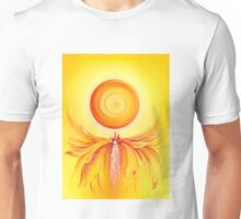 """""""Waterfall"""" from series """"Angel's Town"""" Unisex T-Shirt"""