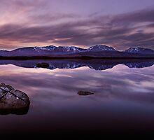 Loch Ba - The Highlands, Scotland  by Adrian Hall