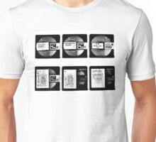 Disc 00 Unisex T-Shirt