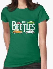 The Beetles Womens T-Shirt