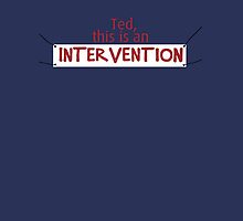 Intervention Banner TED - How I Met Your Mother by hscases