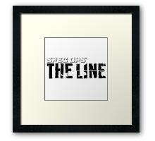 Spec Ops : The Line Framed Print