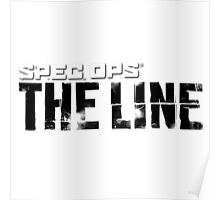 Spec Ops : The Line Poster