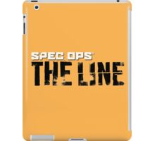 Spec Ops : The Line iPad Case/Skin