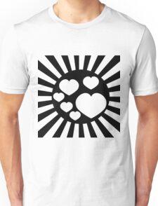 RAYS OF LIGHT-2 Unisex T-Shirt