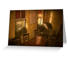 Not Quite Ready to Open - (Mangiacake Panini Shoppe) Greeting Card