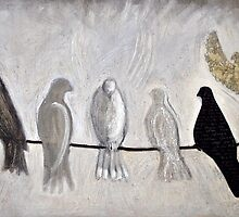 birds by Michele Meister
