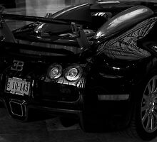 Bugatti Veyron   (Back) by FoodMaster