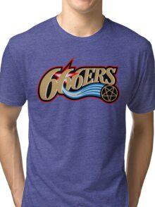 666ers Tri-blend T-Shirt