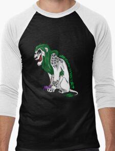 Scar as Joker Men's Baseball ¾ T-Shirt