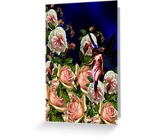 The Rose Garden Greeting Card