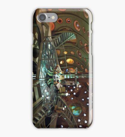 11th Doctor's Tardis Interior iPhone Case/Skin