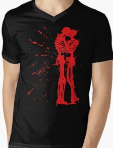 Till Death Mens V-Neck T-Shirt