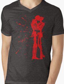 Till Death Mens V-Neck T-Shirt