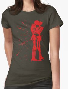 Till Death Womens Fitted T-Shirt