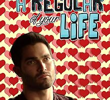 Season 5 Teen Wolf Greeting Cards [Derek] by thescudders