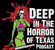 Deep in the Horror of Texas Chainsaw Girl by Aaron Garcia