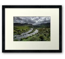 Grand River Framed Print