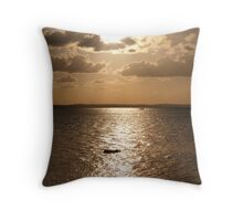 """""""Come home, come home, I've been waiting for you"""" Throw Pillow"""