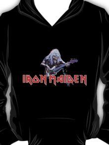 Iron Maiden  - Logo and Eddie T-Shirt