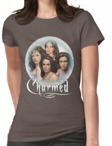 Charmed Womens Fitted T-Shirt