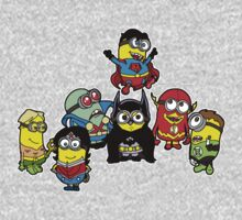 Justice League of Minions Kids Clothes