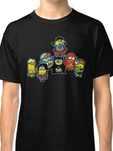 Justice League of Minions Classic T-Shirt