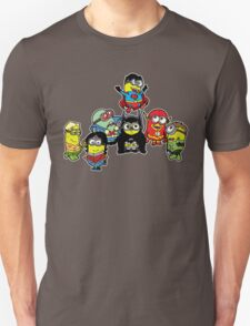 Justice League of Minions Unisex T-Shirt