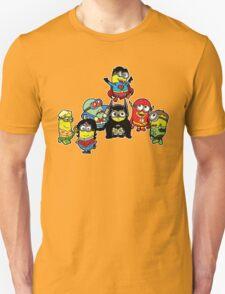 Justice League of Minions Unisex T-Shirt