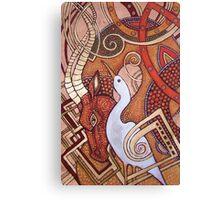 Dragon Dance Canvas Print