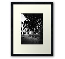 Nikolaikirchplatz Framed Print