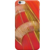 Cord Pipes iPhone Case/Skin