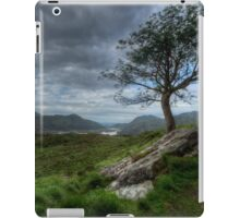 The Tree on the Hill iPad Case/Skin