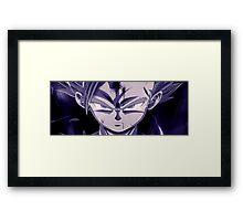 Gohan Framed Print