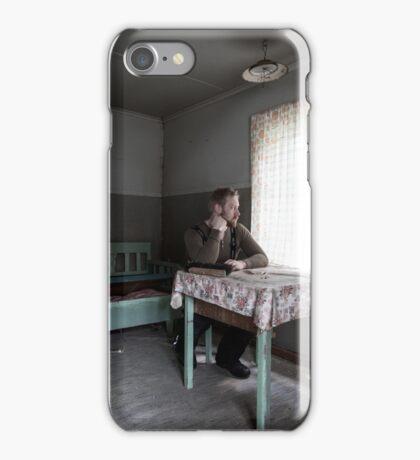 Wondering Decay iPhone Case/Skin