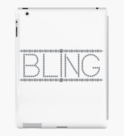 Bling! iPad Case/Skin