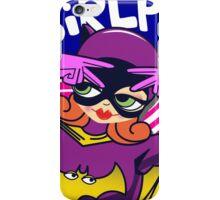 Girlpower Batgirl iPhone Case/Skin