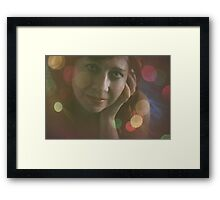 There's Nothing Simple When I'm Not Around You Framed Print