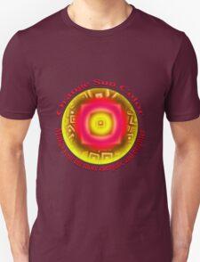 Abstract orange  T-Shirt