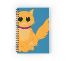 Orange and Ginger Cat Spiral Notebook